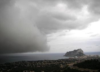storm over Ifach1