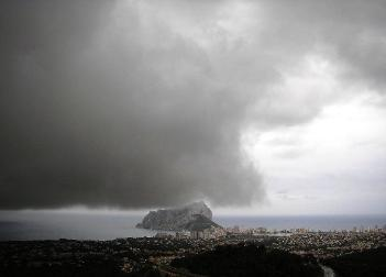 storm over Ifach3